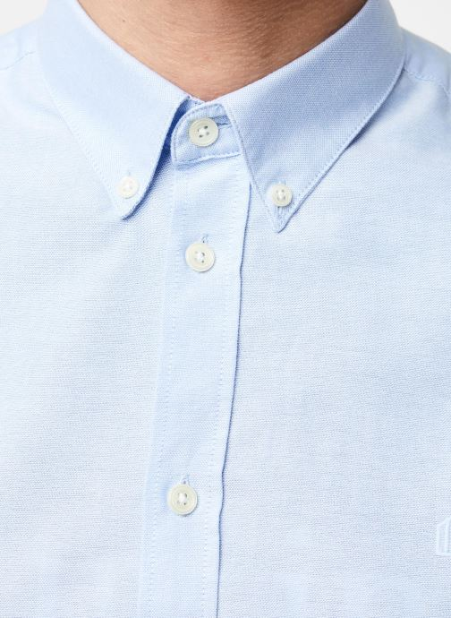 Vêtements Cuisse de Grenouille Shirt – Button Down + Maison Bleu vue face