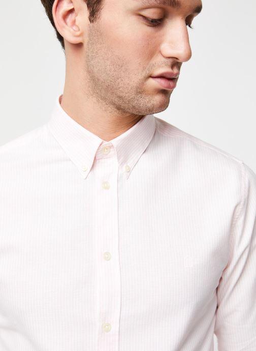 Vêtements Cuisse de Grenouille Shirt – Button Down + Maison Rose vue face