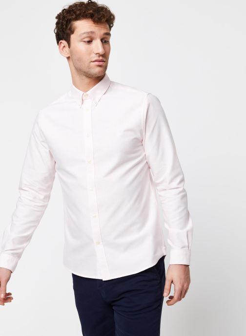Vêtements Cuisse de Grenouille Shirt – Button Down + Maison Rose vue droite
