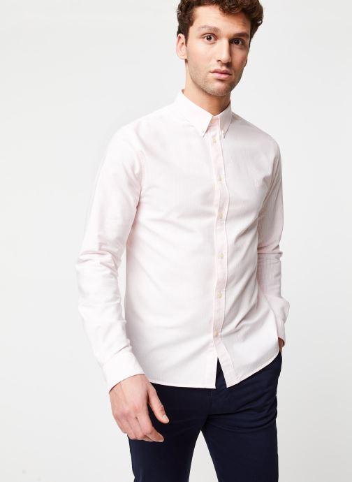 Vêtements Cuisse de Grenouille Shirt – Button Down + Maison Rose vue détail/paire