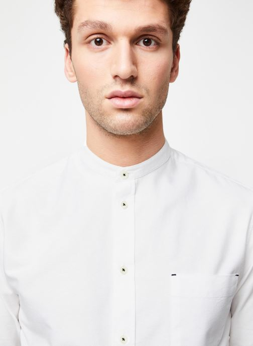 Vêtements Cuisse de Grenouille Shirt – Mao Blanc vue face
