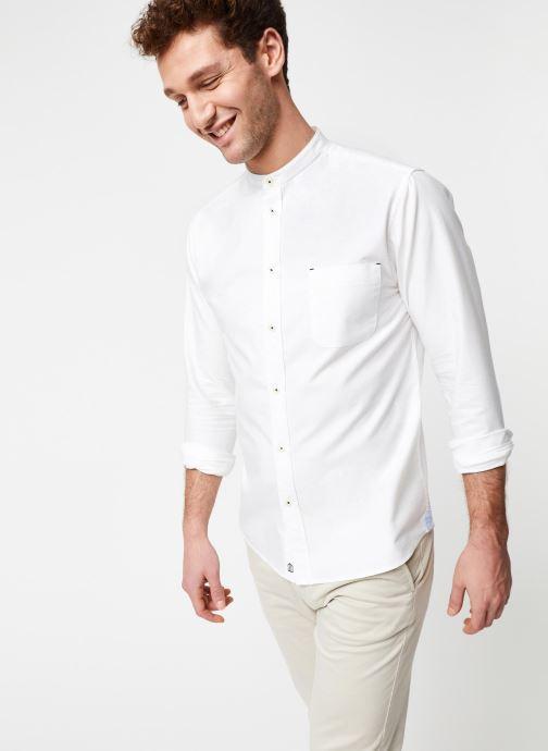 Vêtements Cuisse de Grenouille Shirt – Mao Blanc vue droite