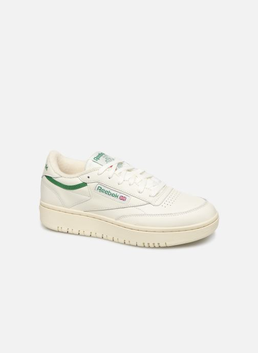 Reebok Club C Double (Blanc) Baskets chez Sarenza (423329)
