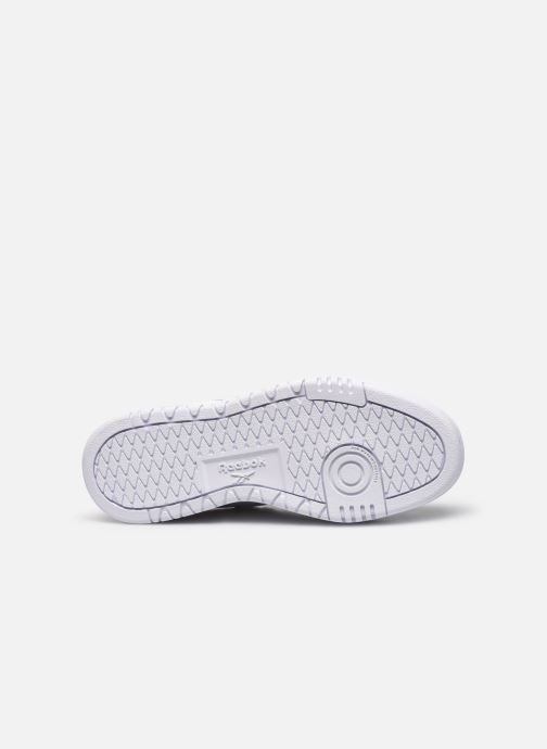 Baskets Reebok Club C Double Blanc vue haut