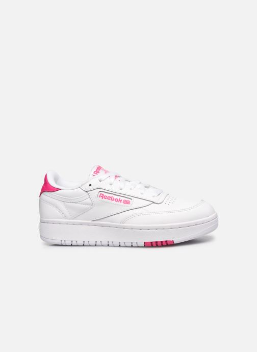 Sneakers Reebok Club C Double Wit achterkant