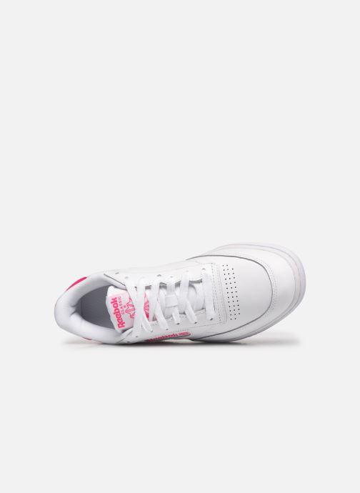 Sneakers Reebok Club C Double Wit links