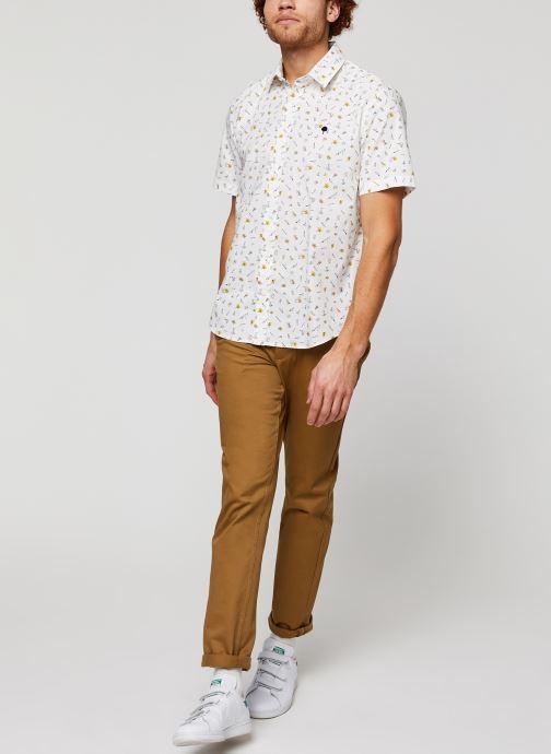 Faguo VALLON CHEMISE (Blanc) - Vêtements (419493)