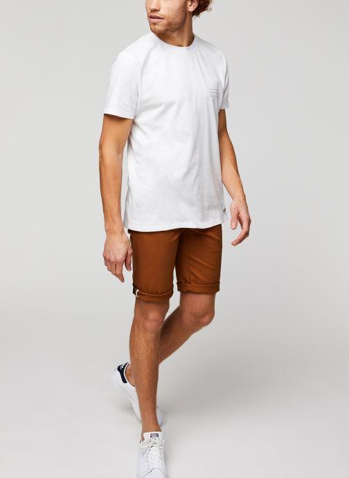 Kleding Faguo ARCY T-SHIRT Wit onder