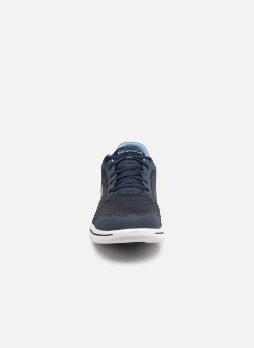 Skechers GO WALK 5 QUALIFY (Azzurro) Sneakers chez Sarenza