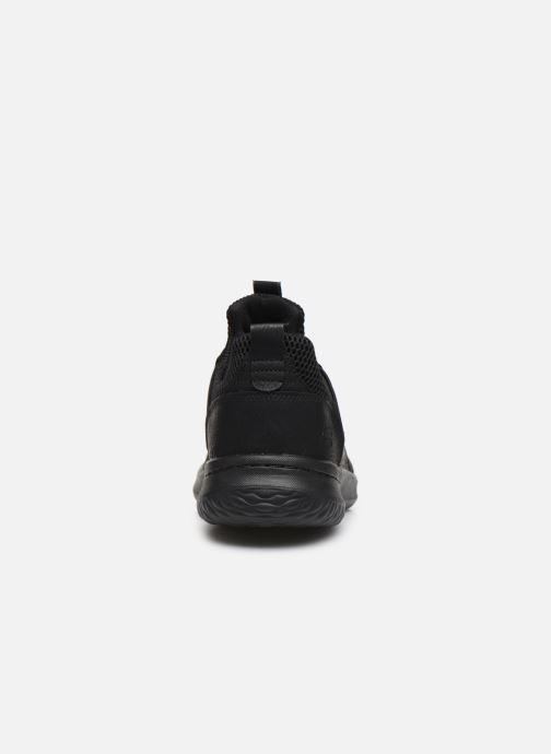 Baskets Skechers DELSON CAMBEN Noir vue droite