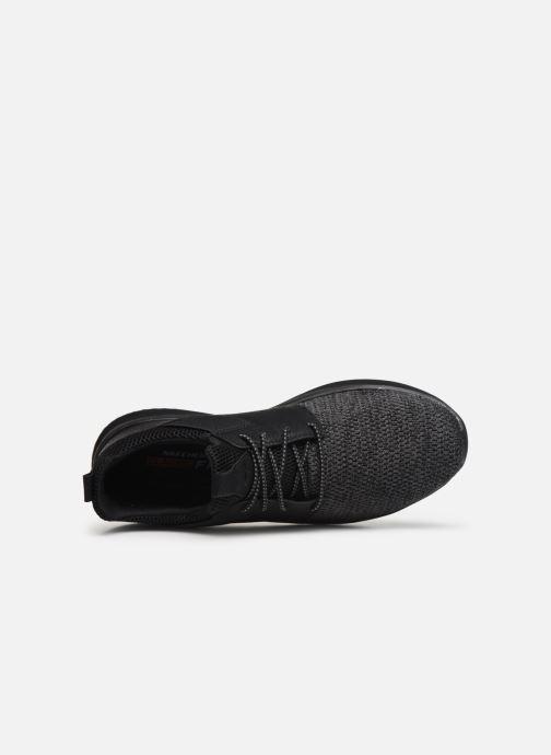 Sneakers Skechers DELSON CAMBEN Sort se fra venstre