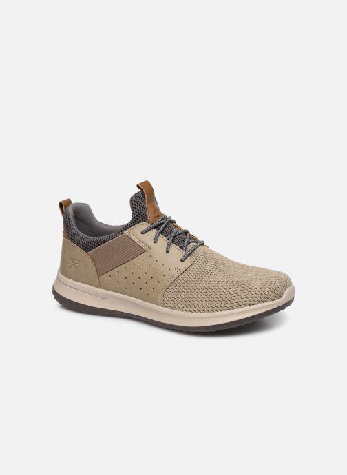Sneakers Skechers DELSON CAMBEN Bruin detail