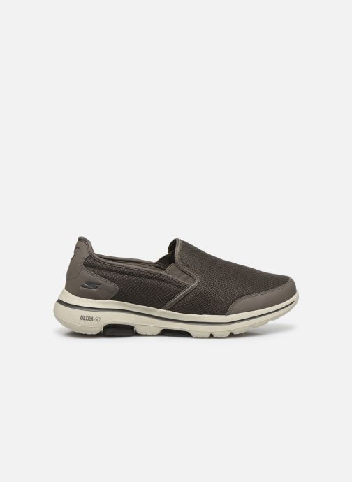 Sneakers Skechers GO WALK 5 H Bruin achterkant