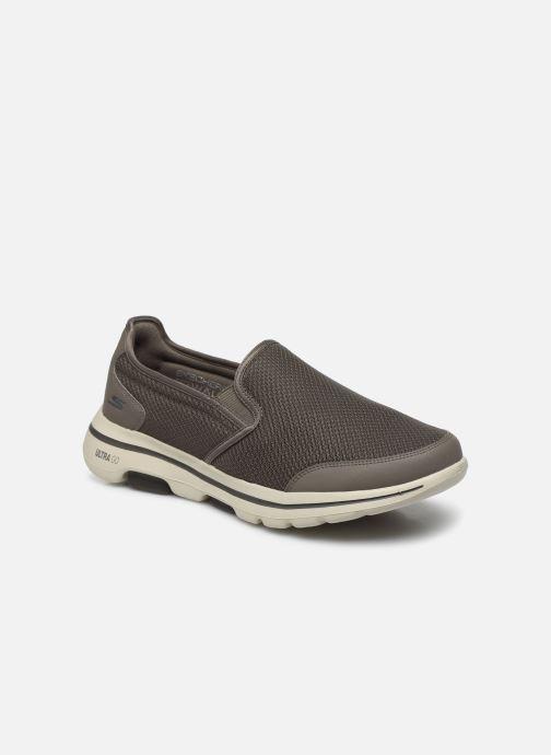 Sneakers Skechers GO WALK 5 H Bruin detail