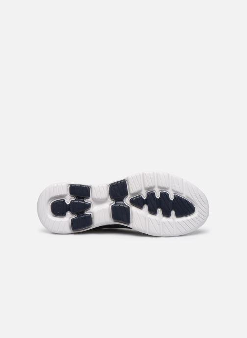 Sneaker Skechers GO WALK 5 H blau ansicht von oben