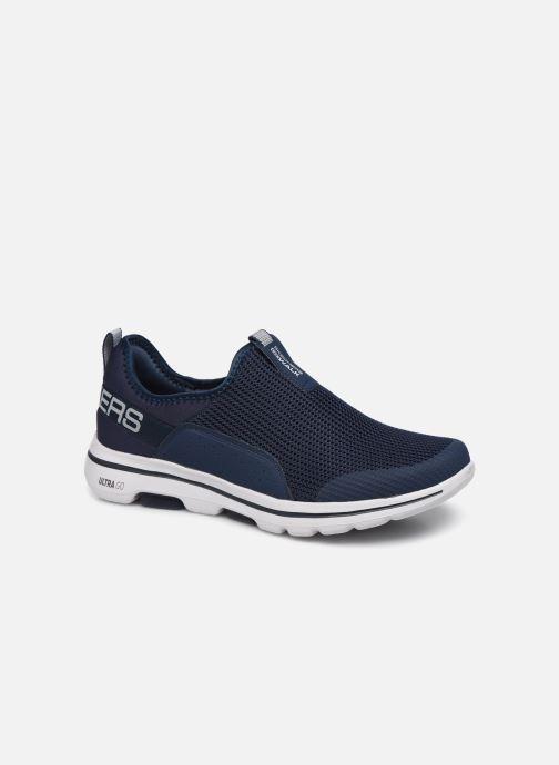 Sneaker Skechers GO WALK 5 H blau detaillierte ansicht/modell