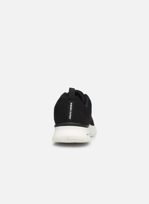 Baskets Skechers SKECH-AIR DYNAMIGHT Noir vue droite