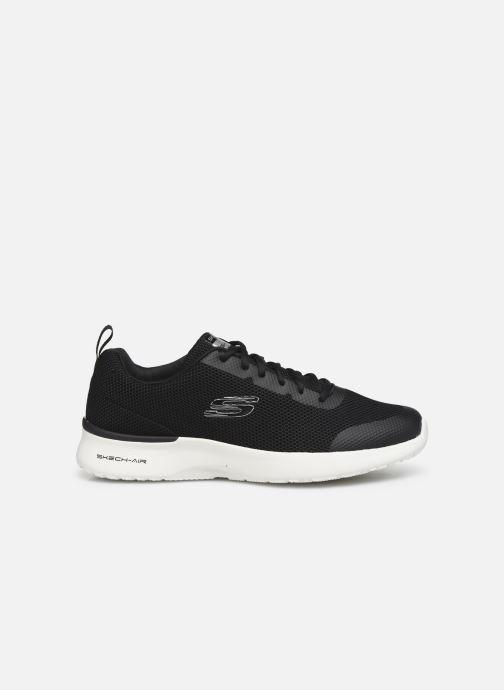 Baskets Skechers SKECH-AIR DYNAMIGHT Noir vue derrière