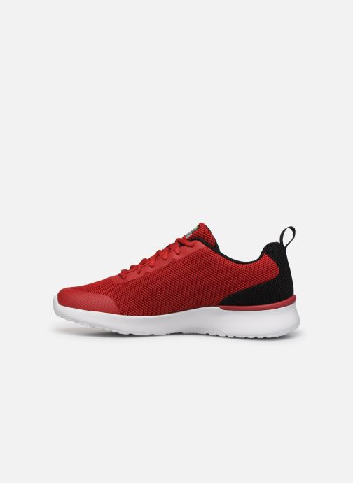 Baskets Skechers SKECH-AIR DYNAMIGHT Rouge vue face