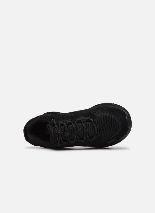 Baskets Skechers MATERA 2.0 Noir vue gauche