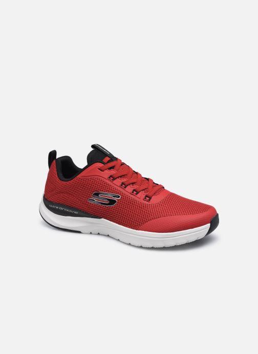 Sneaker Skechers Ultra groove 2.0 rot detaillierte ansicht/modell
