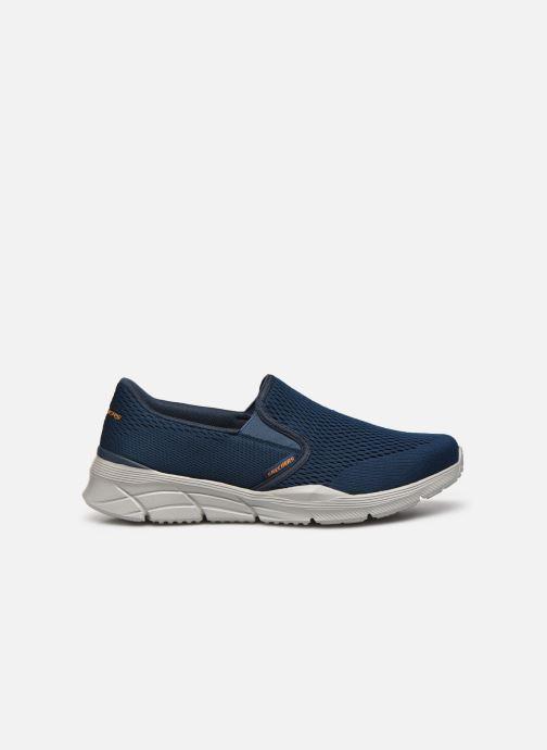 Sneaker Skechers EQUALIZER 4.0 Triple-play blau ansicht von hinten