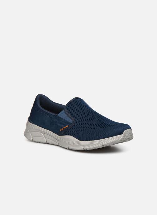 Sneaker Skechers EQUALIZER 4.0 Triple-play blau detaillierte ansicht/modell