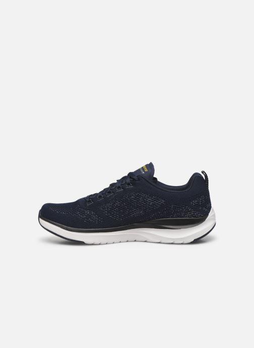 Sneaker Skechers ULTRA GROOVE blau ansicht von vorne