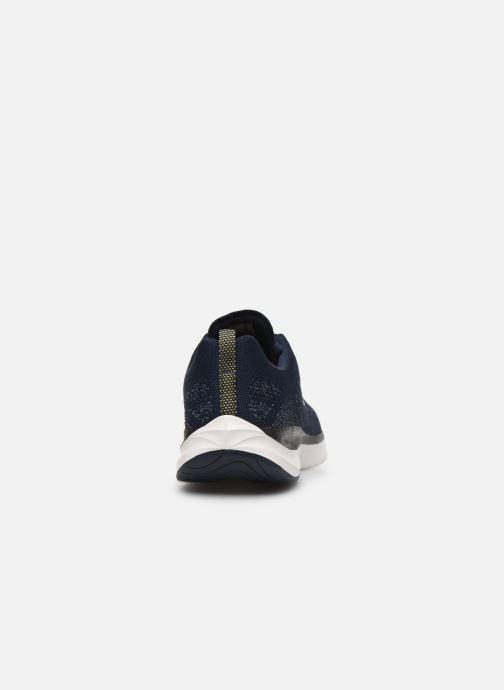 Sneaker Skechers ULTRA GROOVE blau ansicht von rechts