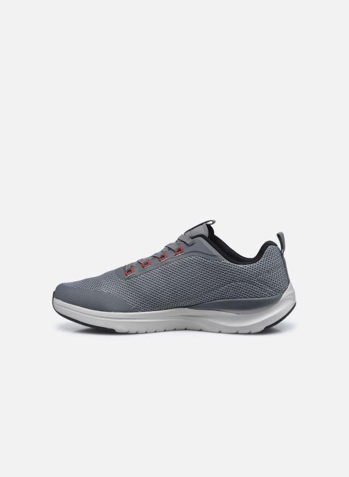 Sneaker Skechers ULTRA GROOVE grau ansicht von vorne