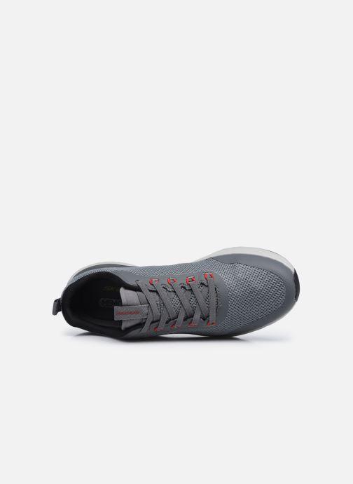 Sneaker Skechers ULTRA GROOVE grau ansicht von links