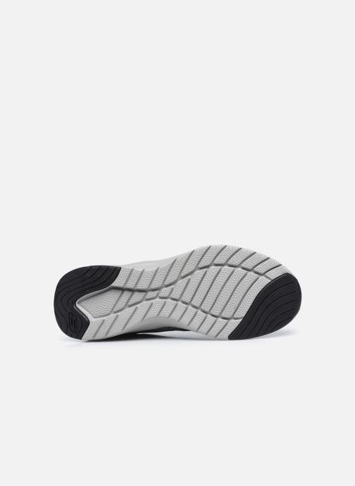 Sneaker Skechers ULTRA GROOVE grau ansicht von oben