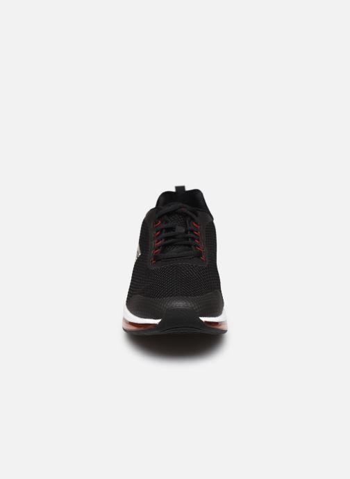 Sneaker Skechers SKECH-AIR ELEMENT 2.0 schwarz schuhe getragen