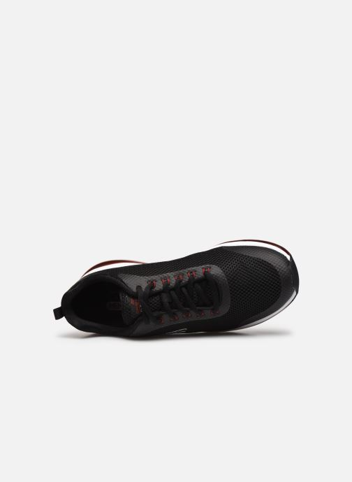 Trainers Skechers SKECH-AIR ELEMENT 2.0 Black view from the left