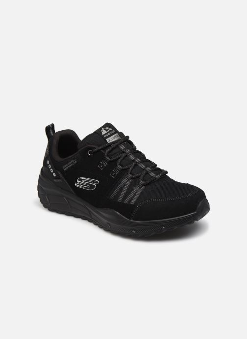 Sneakers Skechers SUNLITE Sort detaljeret billede af skoene