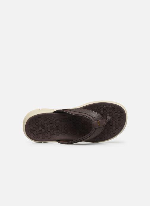 Slippers Skechers EQUALIZER 4.0 Sandal Seraza Bruin links