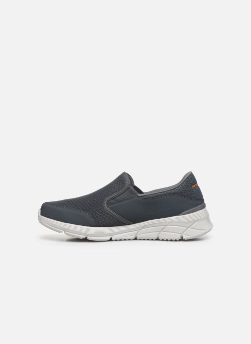 Baskets Skechers EQUALIZER 4.0 PERSISTING Bleu vue face
