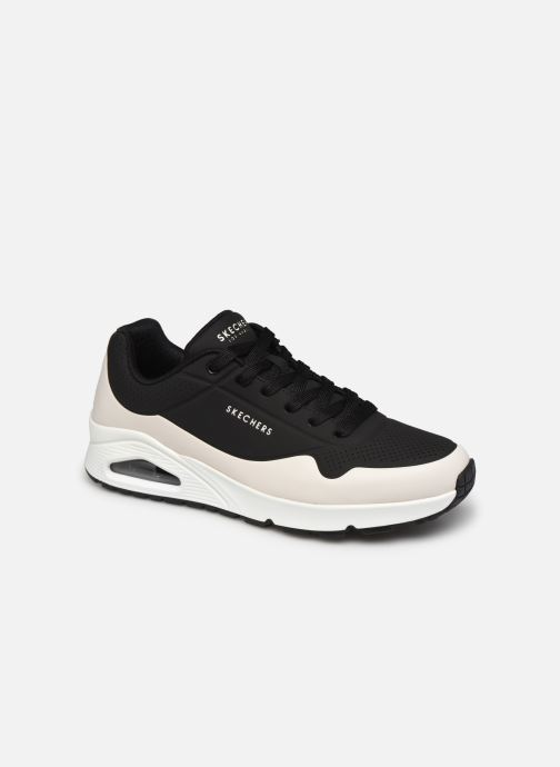 Sneaker Skechers UNO schwarz detaillierte ansicht/modell