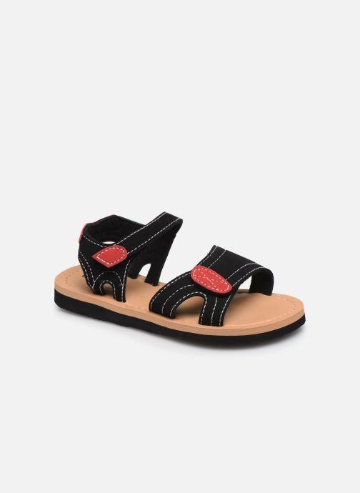Sandali e scarpe aperte Isotoner Sandales Garçon Nero vedi dettaglio/paio