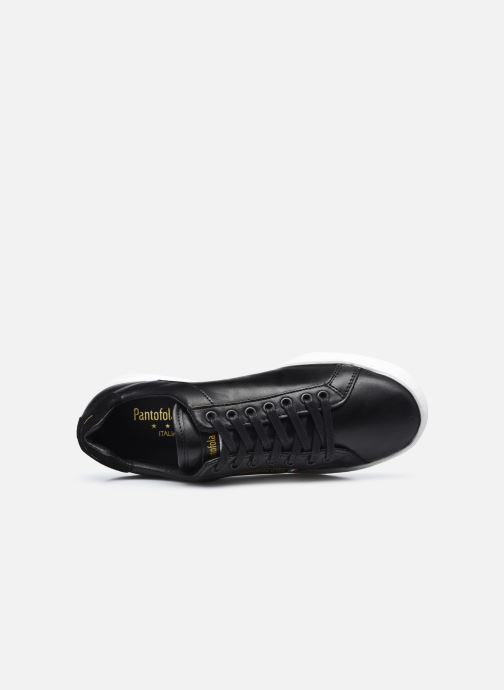 Baskets Pantofola d'Oro Arona Uomo Low Noir vue gauche