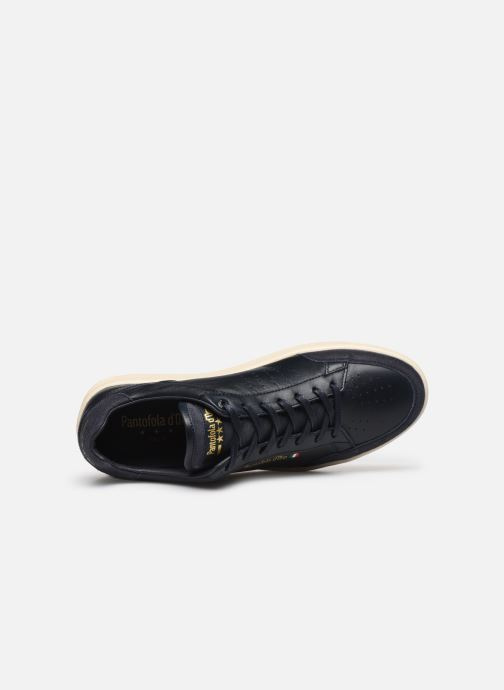 Sneakers Pantofola d'Oro Caltaro Uomo Low Blauw links