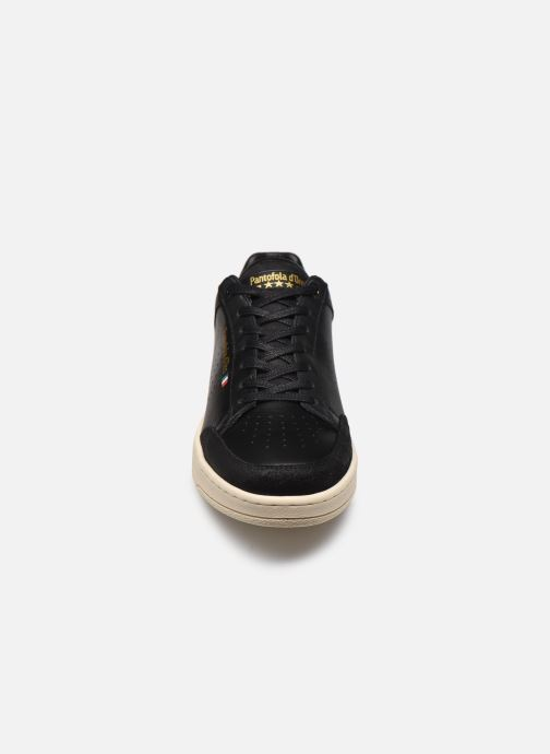 Sneakers Pantofola d'Oro Caltaro Uomo Low Zwart model