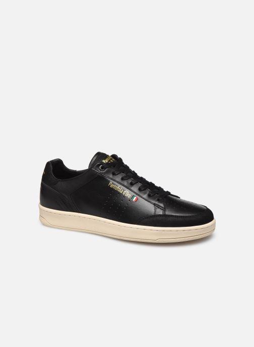Sneakers Pantofola d'Oro Caltaro Uomo Low Zwart detail