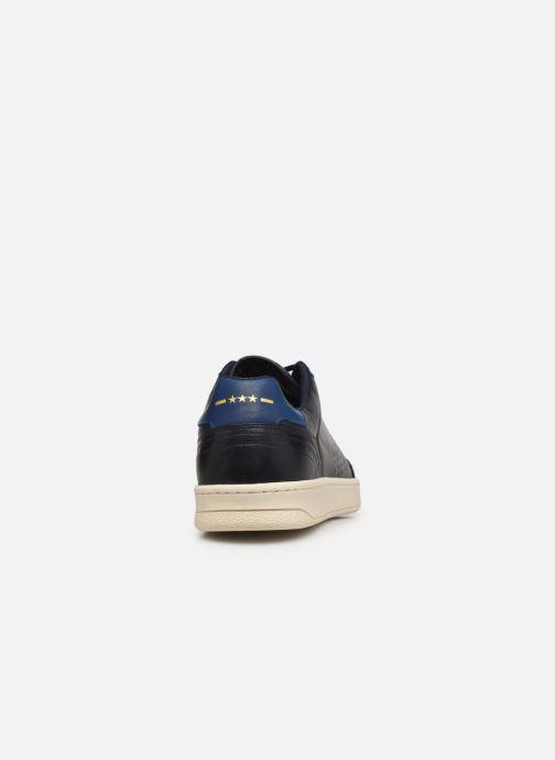 Baskets Pantofola d'Oro Caltaro Uomo Low Bleu vue droite