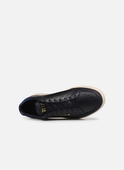 Baskets Pantofola d'Oro Caltaro Uomo Low Bleu vue gauche
