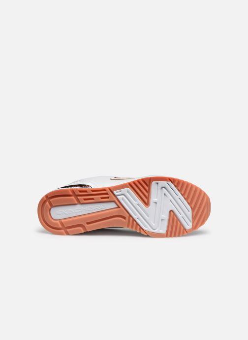 Baskets Skechers SUNLITE DELIGHTFULLY OG Blanc vue haut