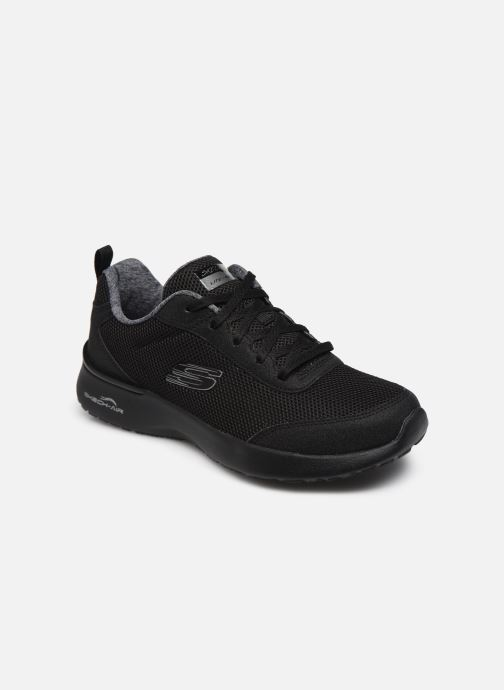 Baskets Skechers SKECH-AIR DYNAMIGHT FAST BRAKE Noir vue détail/paire