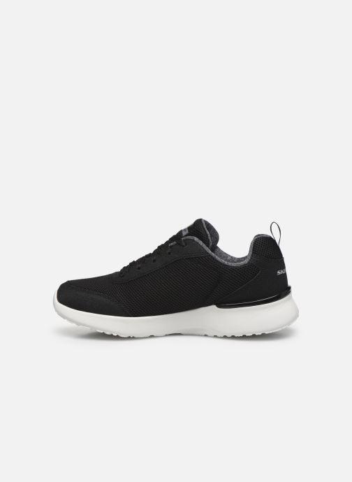 Sneakers Skechers SKECH-AIR DYNAMIGHT FAST BRAKE Nero immagine frontale