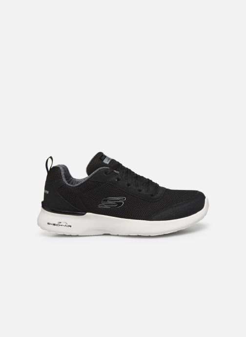 Sneakers Skechers SKECH-AIR DYNAMIGHT FAST BRAKE Nero immagine posteriore