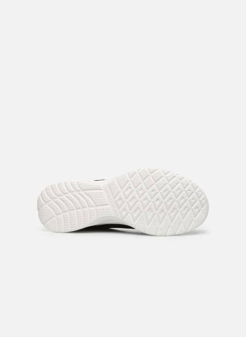 Sneakers Skechers SKECH-AIR DYNAMIGHT FAST BRAKE Nero immagine dall'alto
